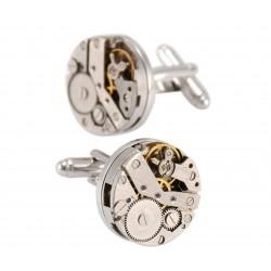Butoni camasa cu mecanism de ceas