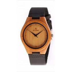 Ceas barbates  din lemn de bambus M3
