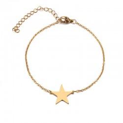 Bratara inox Star