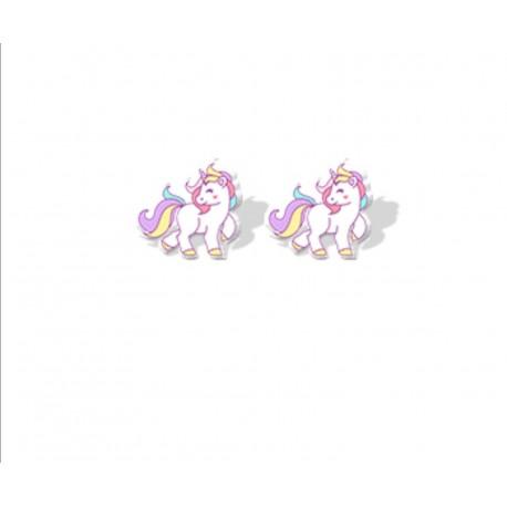 Cercei copii Unicorn M1