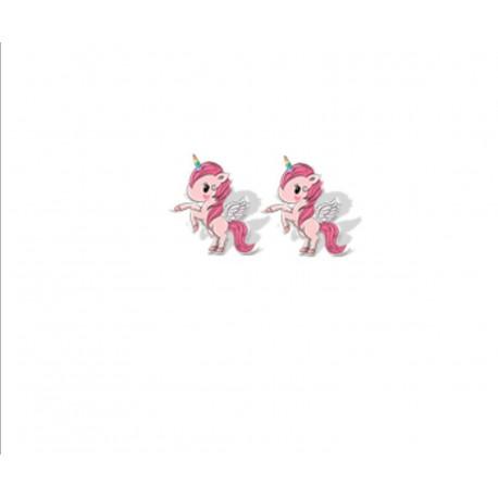 Cercei copii Unicorn M3
