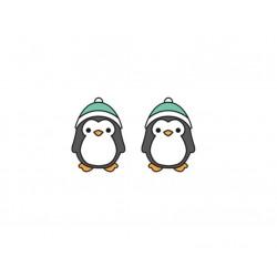 Cercei copii Pinguin