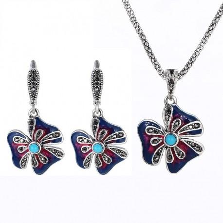 Set bijuterii Charming Flower