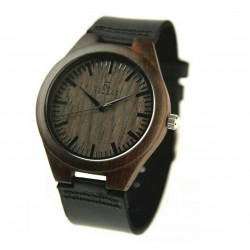 Ceas barbates  din lemn de bambus M1