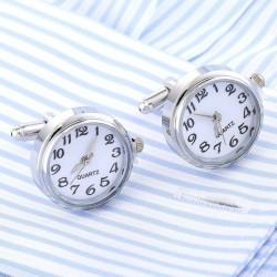 Butoni camasa cu ceas