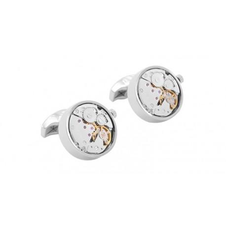 Butoni camasa cu mecanism de ceas M3